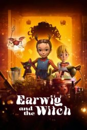 Nonton film Earwig and the Witch (2021) terbaru